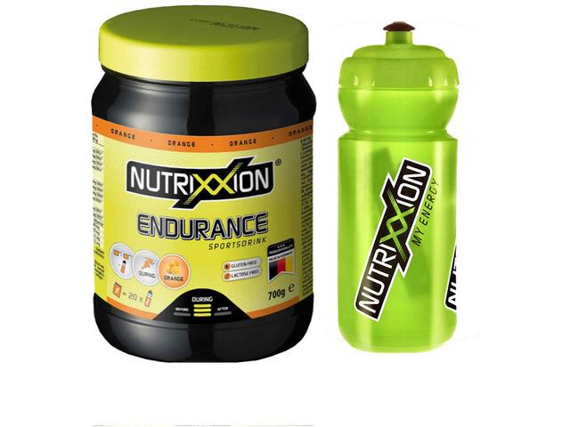 Nutrixxion Reistencia Especial 700g con Botella (600ml), Orange